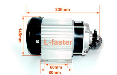 Electric Motor 750w